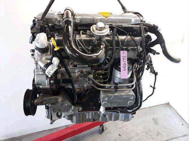 MOTOR COMPLETO OPEL ASTRA G 2.0 16V DI foto 1