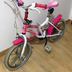 Bicicleta de menina foto 1
