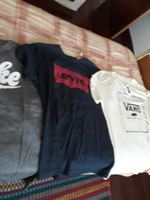 3 t-shirts L/M Eu visto XL foto 1