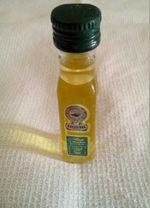 Azeite garrafa plástica foto 1