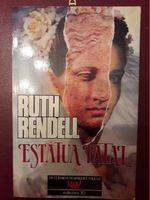 Estátua Fatal - Ruth Rendell foto 1