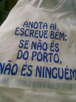 T shirt especialPorto foto 1