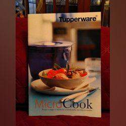 Livro Microcook da tupperware foto 1