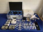 Drone DJI Phantom 3 4K   Baterias   acessórios foto 1