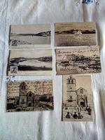 Lote 6  raros postais de Vila do Conde foto 1