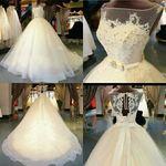 Vestido Noiva novo foto 1