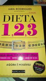 Livro 1,2,3 nutricionista Iara Rodrigues foto 1