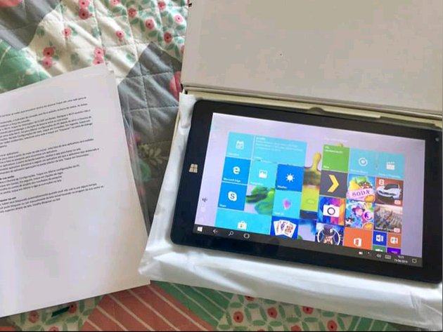 Tablet PC foto 1