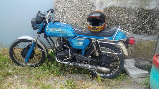 Motozax Sachs V5 foto 1