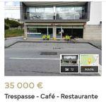 Trespasse Café, Famalicão, Portugal foto 1