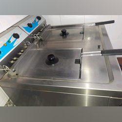 Fritadeira de marca Eurotec Italy moderna foto 1