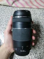 Canon 75-300mm foto 1