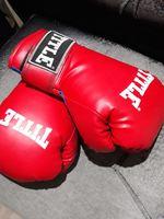 Luvas de boxe title foto 1