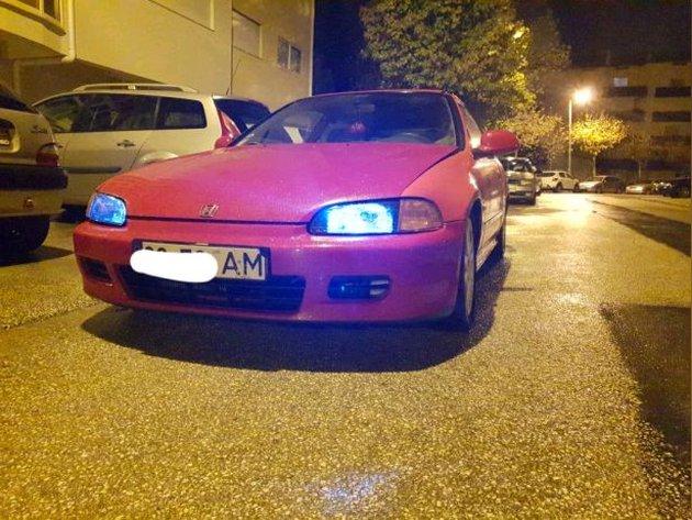 Honda Civic eg5 vti foto 1