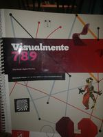 Livro escolar - Visualmente 7/8/9 foto 1