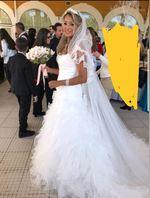 Vestido de noiva caldVestido de noiva foto 1