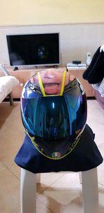 Vendo AGV Valentino Rossi 46 Face foto 1