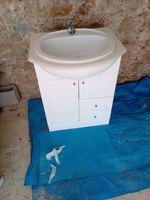 Armário de casa de banho foto 1