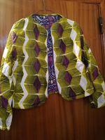 Casaco Zara Reversivel novo S/M foto 1