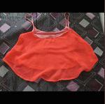 Top rosa fluorescente S berskha foto 1
