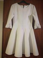 Vestido Branco Tamanho único foto 1