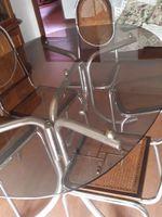 Mesa jantar com 6 cadeiras foto 1