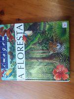 """livro """"A floresta"""" foto 1"""
