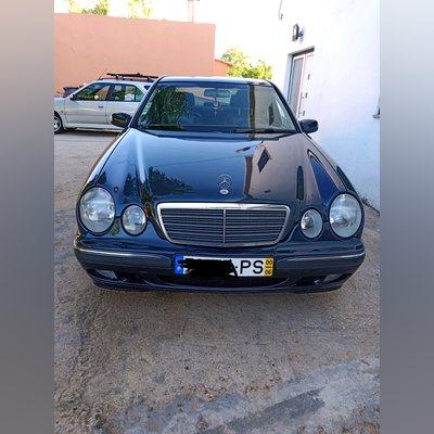 Mercedes E220 CDI Bom negócio foto 1