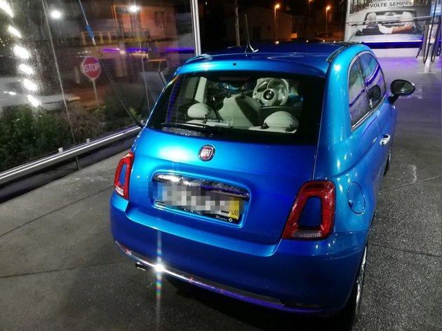 Fiat 500 Mirror como novo só 28000 km foto 1