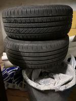 Vendo dois pneus e um conjunto de calcos foto 1