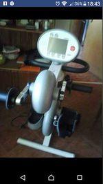 biciclete activa/passiva fisioterapia foto 1