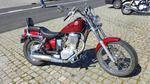 Moto Suzuki SL 650 foto 1