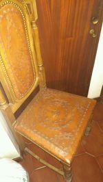 Cadeira de madeira foto 1
