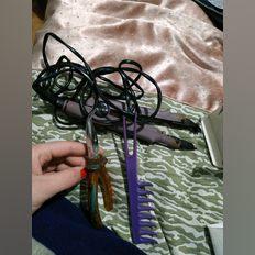 Ferro para extensão de cabelo foto 1