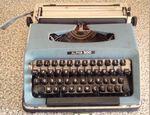 Máquina de escrever Alpha 500 foto 1