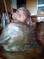 Cigana terracota com mais de 150 anos em muito bom estado foto 1