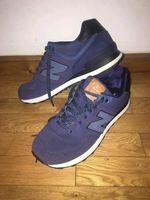 Sapatilhas azuis novas foto 1