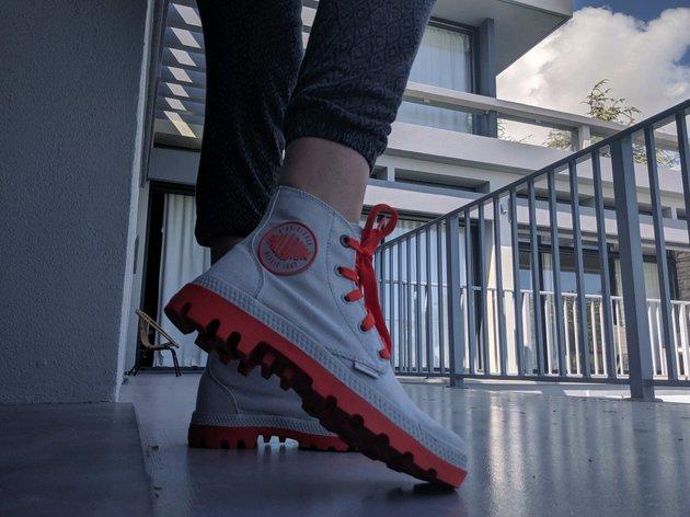 Sapatos Palladium 35 foto 1