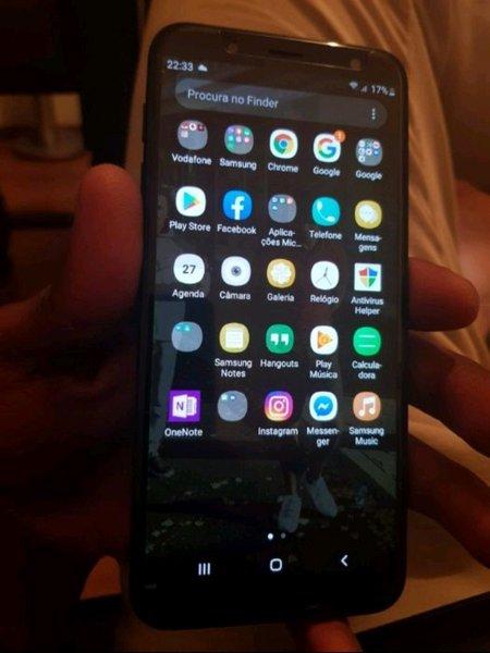 Samsung j6 2018 foto 1