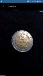 Várias moedas de coleção (2 euros) foto 1