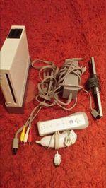Wii, com vários jogos foto 1