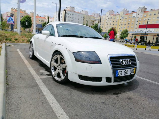 Audi quattro tt(225cv foto 1