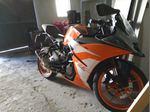 Moto 125 ktm rc foto 1