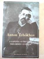 Contos de Anton Tchékhov(a gaivota/o tio Vânia/três irmãs/o Ginjal) foto 1