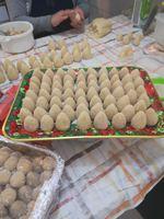 Fazemos doçes e salgados por encomenda prá festas de aniversario restaurantes por encomenda quantidade de 50 unidades tel 919111824 - kenia ou por email foto 1
