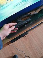 Playstation vr com um jogo incluído mais a pistila foto 1