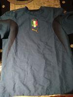 Camisola Itália usada - Tamanho M foto 1