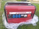 Gerador Honda Diesel 19.500w 19cv foto 1