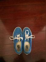 Vans azul foto 1