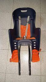 Cadeira de criança para bicicleta foto 1
